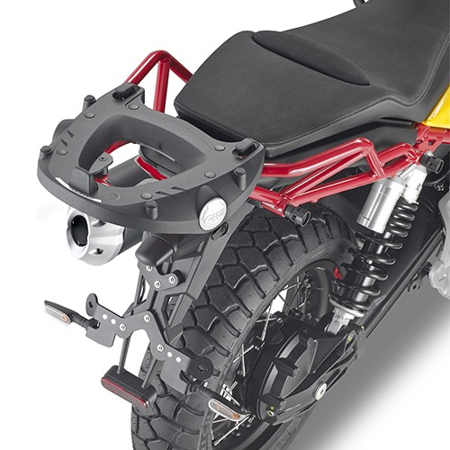 Portabauletto per Moto Guzzi V85 TT (Bj.19-) Originale Givi