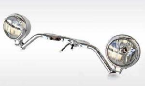 Original Scheinwerfer für Moto Guzzi Eldorado/ California