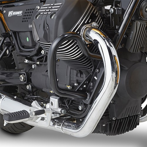 Paramotore nero per Moto Guzzi Original Givi