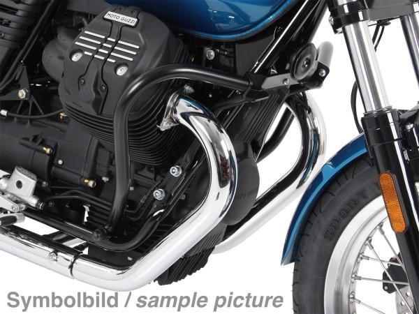 Barra protezione motore cromata per V 7 III stone / special / Anniversario / Racer (Bj.17-)
