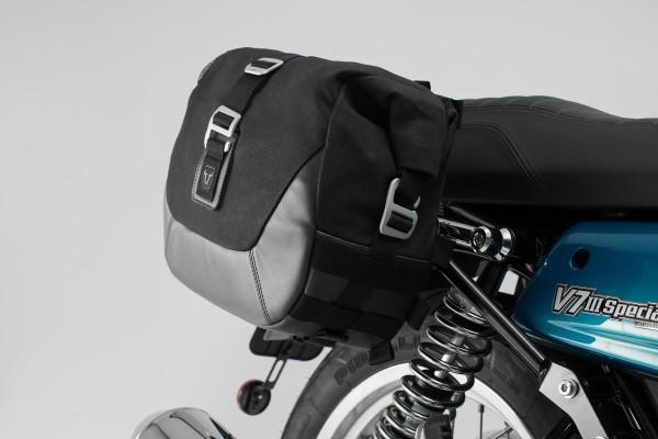 Set borse laterali per Moto Guzzi V7 III (16-) Legend Gear SW Motech