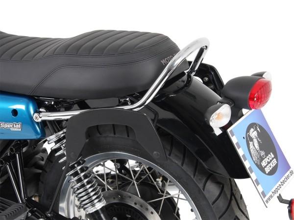 Portapacchi C-Bow nero per V 7 III stone / special / Anniversario / Racer (Bj.17-)