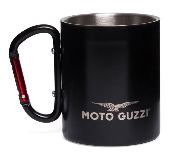 Coppa Moto Guzzi alluminio nera