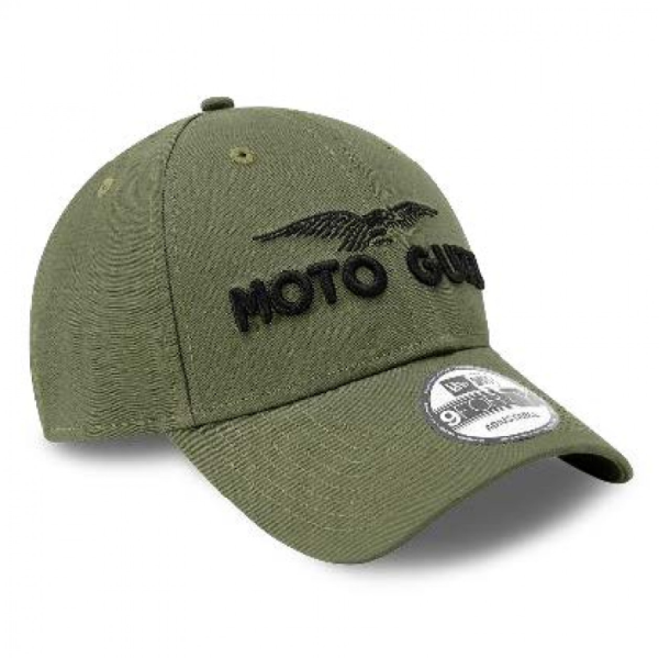 Cappellino Moto Guzzi NEW ERA 9FORTY® verde