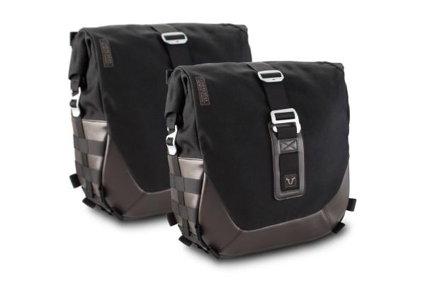 Set borse laterali Moto Guzzi V9 Roamer / Bobber (15-) SW Motech Legend Gear LH / KP