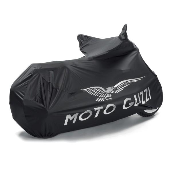 Garage pieghevole originale Eagle, nero per Moto Guzzi Audace