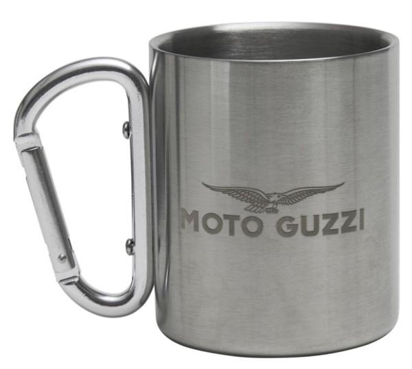 Coppa Moto Guzzi in acciaio inox