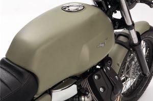 Kit carena originale, Legend, verde per Moto Guzzi V7 I + II