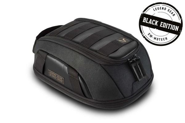 Borsa da serbatoio LT1 Black Edition Moto Guzzi V9 Roamer/Bobber (15-18), LH/KP Legend Gear SW Motech
