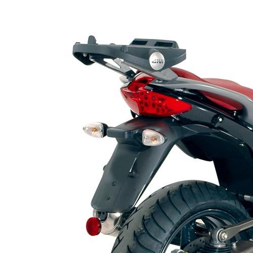 Portapacchi bauletto per Moto Guzzi Breva / Norge Original Givi