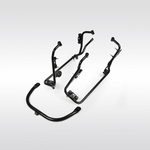 Staffa di montaggio Moto Guzzi California per valigie in pelle