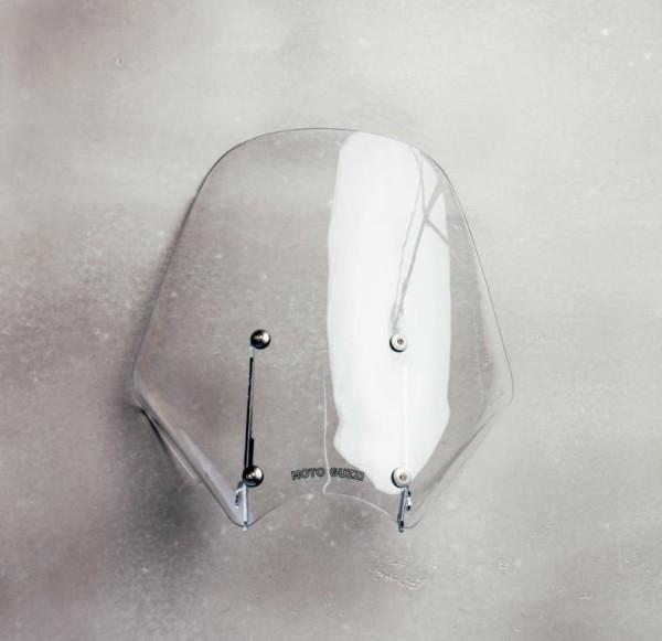 Cupolino Touring completo, per Moto Guzzi V9 Roamer / V9 Bobber