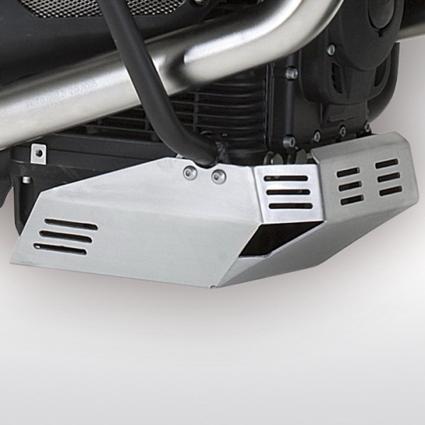 Protezione coppa olio in alluminio Moto Guzzi Stelvio