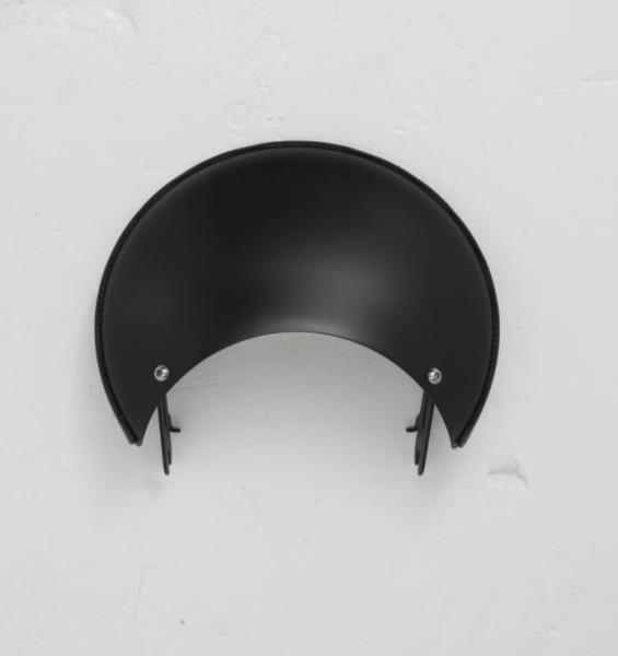 Cover, alluminio, nera per Moto Guzzi V7 III