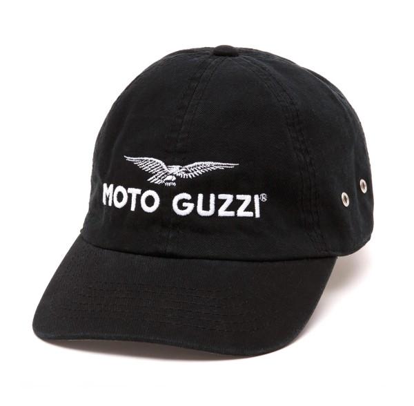 Moto Guzzi Base Cap THE CLAN nero
