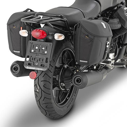 Distanziale per borse laterali MT501 per Moto Guzzi V7 III Originale Givi