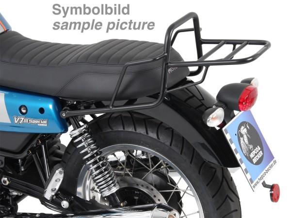 Portapacchi tubo bauletto portapacchi cromato per V 7 III stone / special / Anniversario / Racer (Bj.17-)