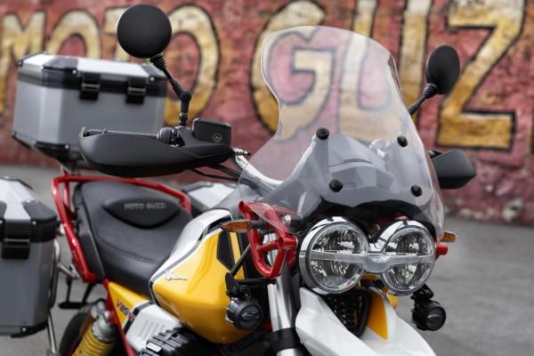 Cupolino touring originale per Moto Guzzi V85 TT