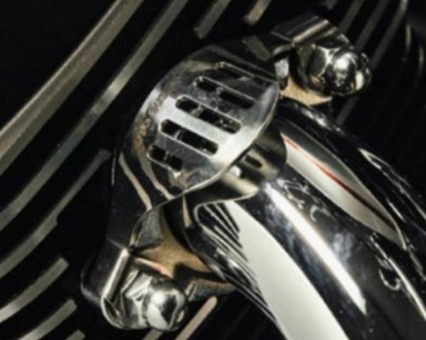 Set di guarnizioni decorative per collettore per Moto Guzzi V7 III