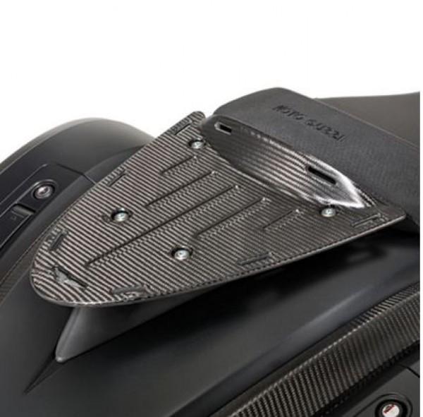 Portapacchi originale, posteriore, in carbonio per Moto Guzzi MGX 21