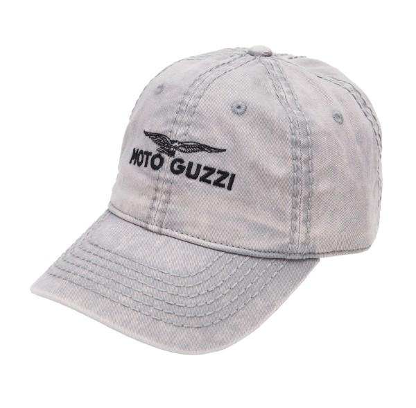 Moto Guzzi Base Cap kids grigio