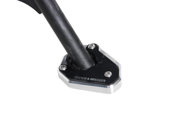 Piastra cavalletto laterale per V85 TT (Bj. 2020-) originale Hepco & Becker