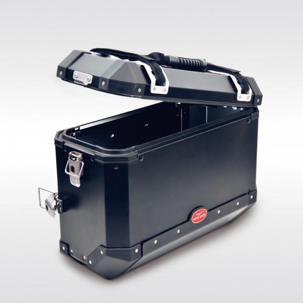 Moto Guzzi Stelvio set maniglie (2 pezzi) per valigie in alluminio