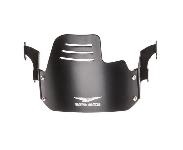 Coprifaro originale, nero per Moto Guzzi V9 Bobber